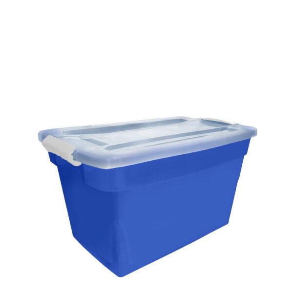 Caja Click 28 litros Opaca Azul